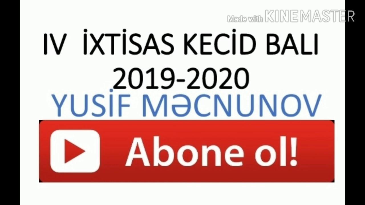 4 Qrup Ixtisaslar 2020