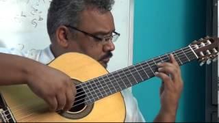 Cesar Rico - Suite en la menor (III Sarabande) - Manuel Ponce