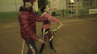 Теннис. Дневник тренировок. 24.