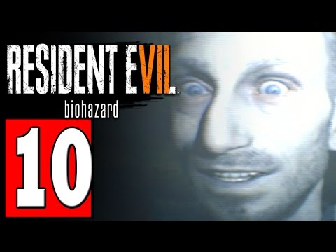 RESIDENT EVIL 7 Biohazard Walkthrough Part 10 FIND THE PASSCODE TO THE PARTY ROOM