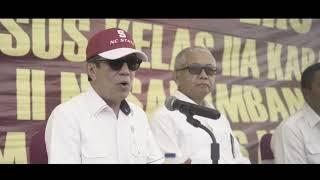 Super Maximum Security -  Lapas Kelas II A Karanganyar di Pulau Nusakambangan