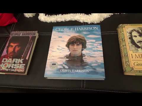 George Harrison - Living In The Material World by Olivia Harrison/Martin Scorsese Overview