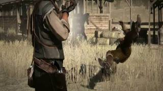 "Red Dead Redemption: ""Gods Gonna Cut You Down"" Music Video [HD]"