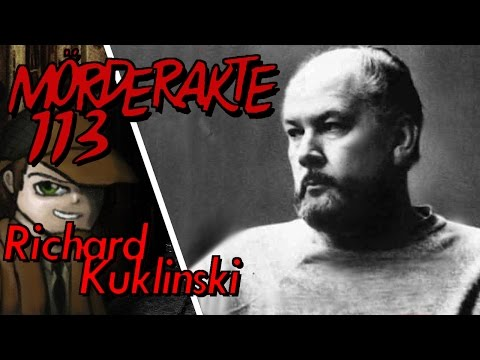 Mörderakte: #113 Richard Kuklinski / MysteryDetektiv