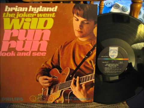 BRIAN HYLAND   The Joker Went Wild     1966   HQ