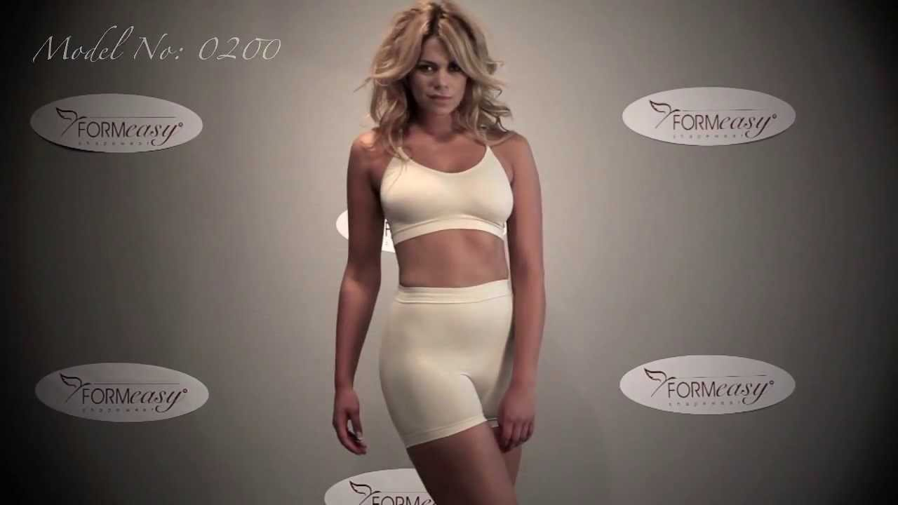 90a1b023ce FORMEASY® Shapewear - magically reduces your measurements by Kefali Cologne  - YouTube