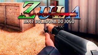 ZULA LATINO: GAMEPLAY COMPREI UMA AK47 BOLADA!
