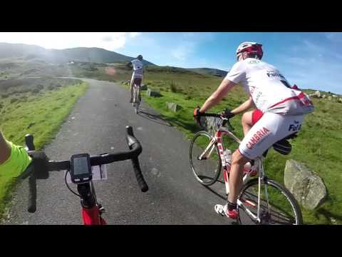 Cambrian Coast Cycle Sportive 2016 (with Team Full Gas)