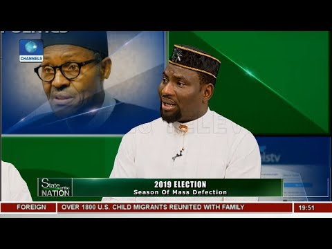 Examining Mass Defection Across Political Parties In Nigeria Pt 2 | State Of The Nation |