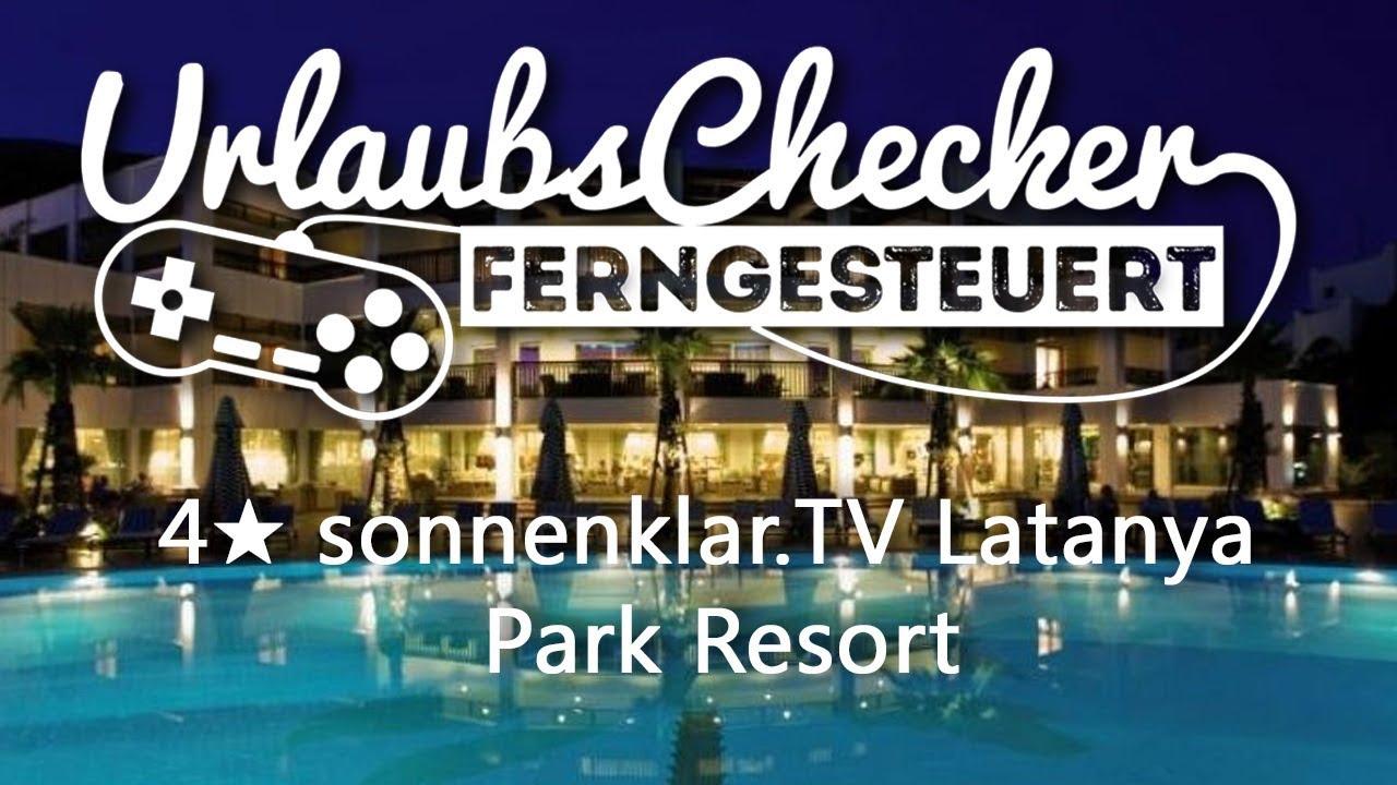 4 Sonnenklar Tv Latanya Park Resort Bodrum
