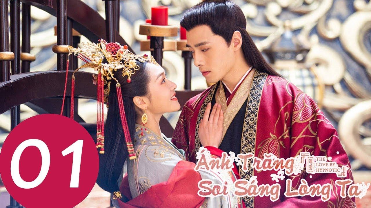 Phim Tình Yêu Cổ Trang 2019 | Ánh Trăng Soi Sáng Lòng Ta - Tập 01 (Vietsub) | WeTV Vietnam
