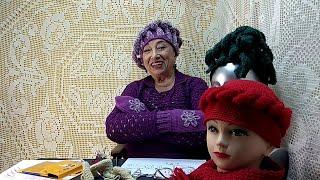 Шапочка Рафаэлло Мастер класс по вязанию крючком от О С Литвиной
