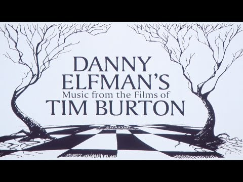Danny Elfman, Palais des Congrès, Paris. Part 11 - Solo Violon par Sandy Cameron (1/2)