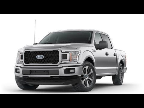 2019 Ford F-150 quick review walk around