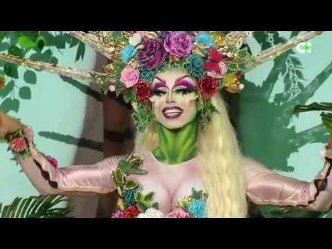 #CarnavalRTVC | Drag Sethlas | Gala Drag Queen | Las Palmas De Gran Canaria 2020