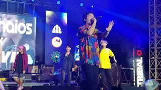 I want you back - Matthaios ft. Calvin (LIVE) at UP Fair 2020 Kalye Tunes