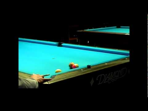 Pool Lessons and Billiards Instruction - Frosty Five Railer