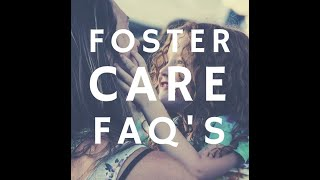 Foster Parent FAQ's with a Pathway Foster Parent