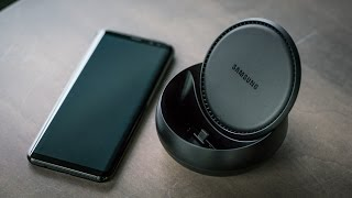 Samsung DeX Review - The Galaxy S8 desktop dock really works!