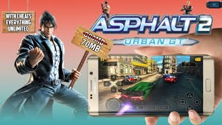 Asphalt Urban GT-2 PPSSPP Android Highly Compressed | Racing Game PPSSPP | Hindi