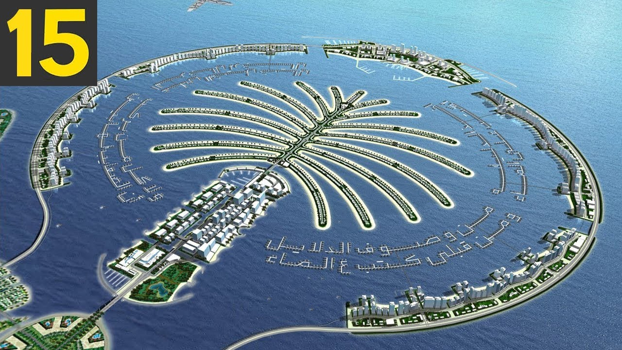 15 Most Impressive Megaprojects