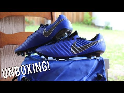 Injection card Confront  Nike Tiempo Legend 7 Elite Always Forward Pack - Unboxing! - YouTube