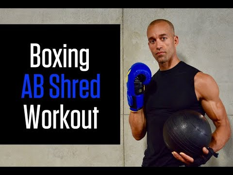 Ultimate 20 Minute Core and Shadow Boxing Workout