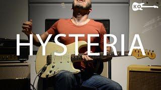 Muse - Hysteria - Electric Guitar Cover By Kfir Ochaion