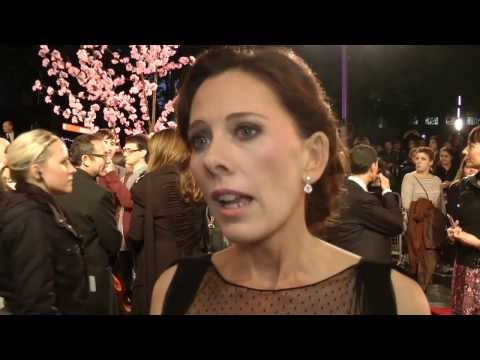 Writer Kelly Marcel - Saving Mr. Banks London Film Festival Premiere 2013