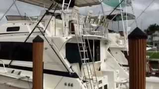 SOLD - 54 Bertram 1982 boat for sale 1 World Yachts - SOLD