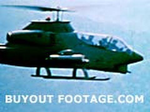 HD Stock Footage Vietnam War 1969 17th Air Cav Operations Reel 1
