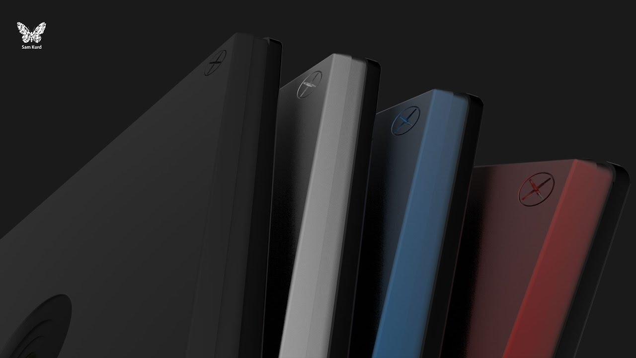 Iphone X Default Wallpaper Microsoft Surface Phone X Concept By Sam Kurd Youtube