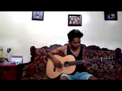 Instrumental Pengiring tarian Orlapei (Acoustic Guitar) by Jetly Halapiry
