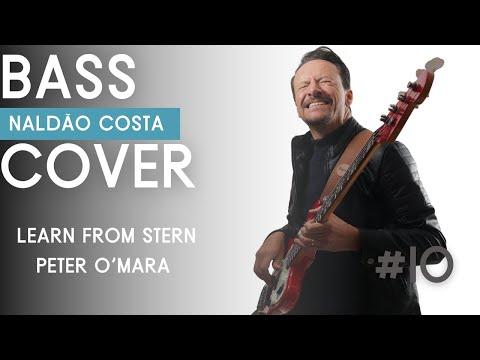 Bass Line Jazzfusion - Learn From Stern (BAIXO COVER  Por Naldão)