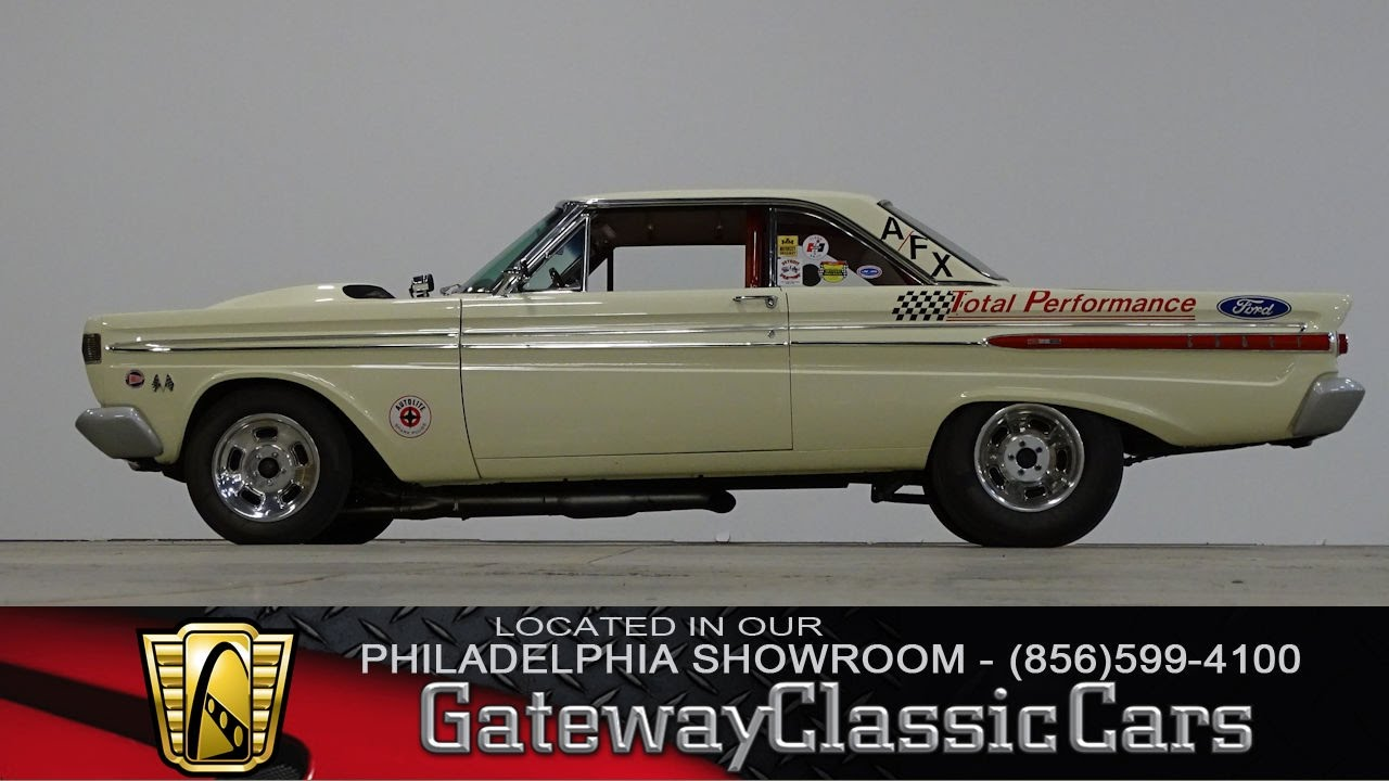 1964 Mercury Comet, Gateway Classic Cars Philadelphia - #010