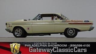 1964 Mercury Comet, Gateway Classic Cars Philadelphia - #010