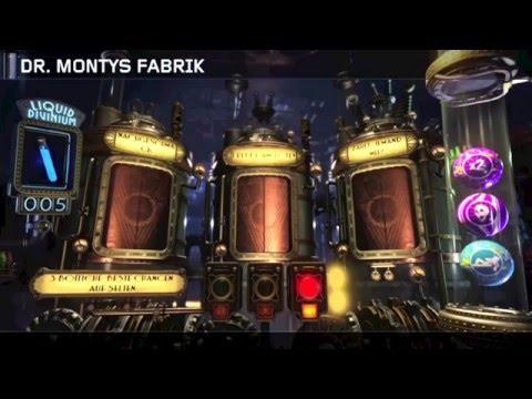 Dame - Monty's Fabrik [BO3 Zombie Song]