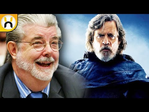 George Lucas Being Blamed for The Last Jedi Backlash