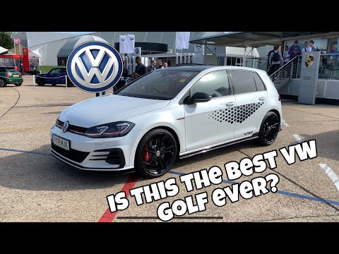 2019 VW Golf GTi TCR - The best VW Golf ever made ?