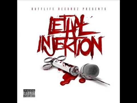 "Lethal Injektion ""Strength Through Struggle"" (Debut Song 2015)"