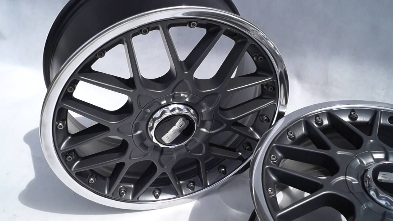 bbs rs ii 5x100 18 zoll inch alu felgen wheels rims grey. Black Bedroom Furniture Sets. Home Design Ideas