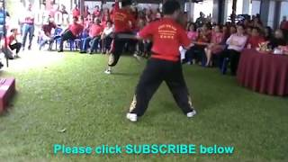 CHINESE NEW YEAR MARTIAL ARTS FROM YICK NAM AND SABAH CREDIT CORP ON 21 FEB 2018