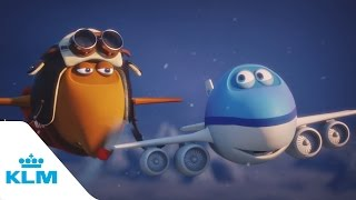KLM - Bluey and the Christmas Airshow