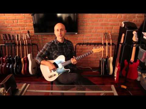 #SPSadNoMore Jeff's Guitars