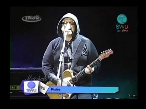 The Pixies Live at SWU 2010 (Complete Show)