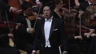 "Haydn Creation: Recit & Raphael Aria ""Rolling in foaming billows"" (Adam Lau)"