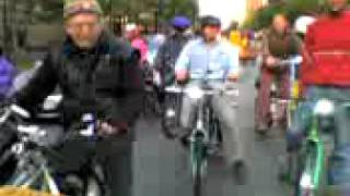 The Kilowatt Hour Ride (Vancouver) - Poised  October 2008