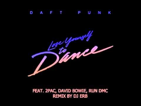 Daft Punk - Lose Yourself to Dance (Feat. 2Pac, David Bowie, Run DMC)