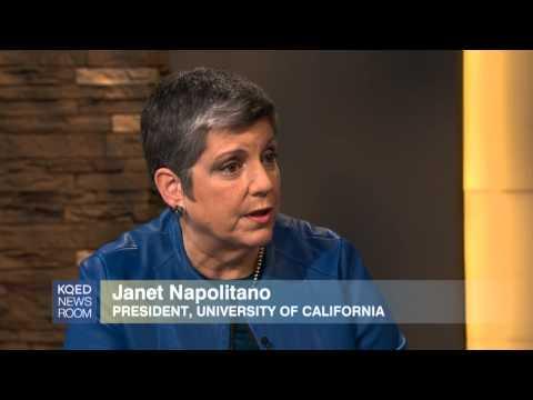 KQED NEWSROOM: Janet Napolitano