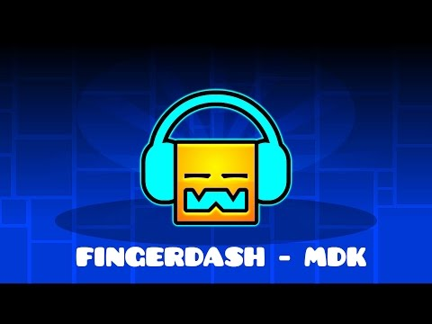 FINGERDASH FULL SONG - Geometry Dash 2.1 IS OUT!!